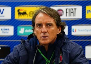 "Mancini: ""Both Lithuania and the pitch could pose problems"""