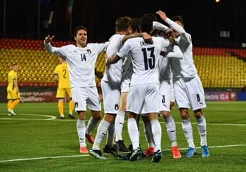 The Azzurri march on: goals from Sensi and Immobile seal third World Cup qualifying win