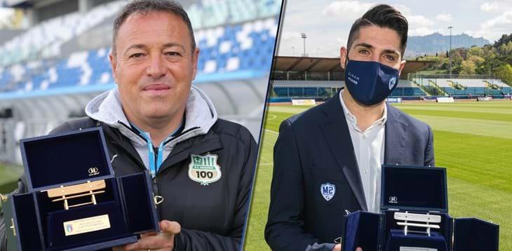 Il Settore Tecnico incorona i migliori allenatori del calcio femminile: premiati Piovani e Alain Conte