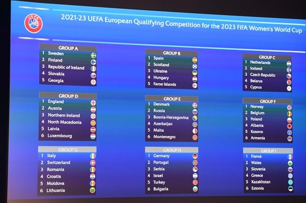 FIFA Women's World Cup 2023 Qualifying Group Stage Draw (64).JPG
