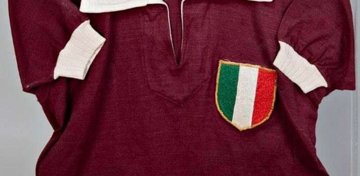 The Museum of Football remembers the Grande Torino side, 72 years after the Superga Air Disaster