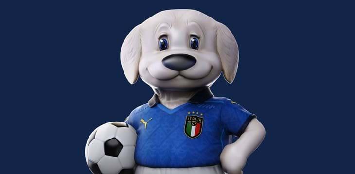 E' nata da un progetto di Carlo Rambaldi: ecco la mascotte delle nazionali azzurre