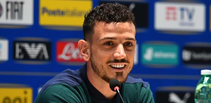"""Alessandro Florenzi sounding the charge: """"We're strong, and now the moment has arrived to prove this"""""""