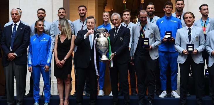 """Festeggiamenti Euro 2020, Gravina: """"FIGC responsabile e rispettosa di istituzioni e tifosi"""""""