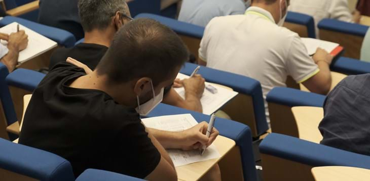 Corso per Osservatore, nell'aula magna di Coverciano tre prove per l'esame finale