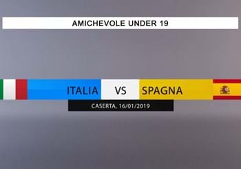 Highlights Italia-Spagna U19 16-01-2019