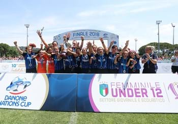 Danone Nations Cup, Inter e Napoli pronte per la fase internazionale
