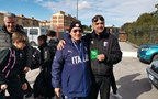 Green Card al Mister del River Chieti