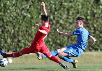 Nazionale Under 15 Italia-Turchia 12-02-2019