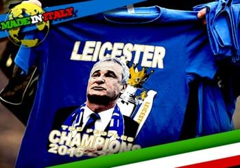 """Made in Italy"": si festeggia Claudio Ranieri, 'King of England'!"