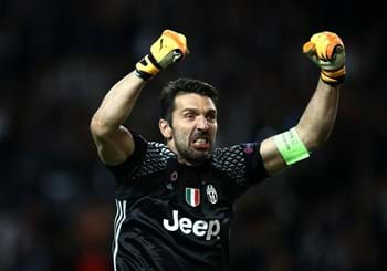 """Made in Italy"": un Buffon ""principesco"" fa 100 in Champions League con la Juventus!"