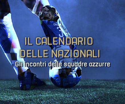 Calendario Nazionale Calcio.Figc