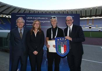 È terminata la 3ª edizione italiana del Certificate in Football Management