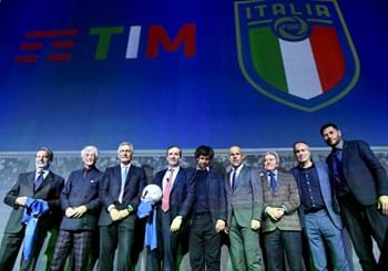 FIGC renews partnership with TIM for a further four years