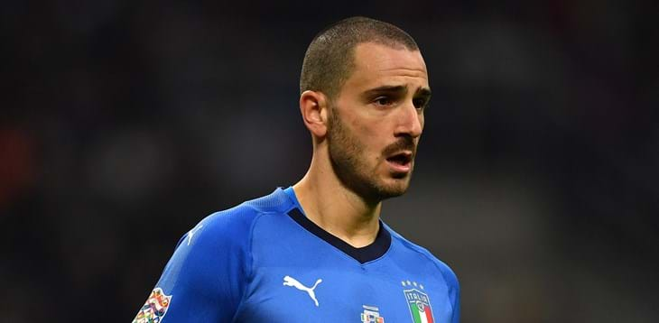 Happy Birthday to Leonardo Bonucci who is 32 today!