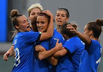 Tickets for Italy Women's friendly against Switzerland are on sale