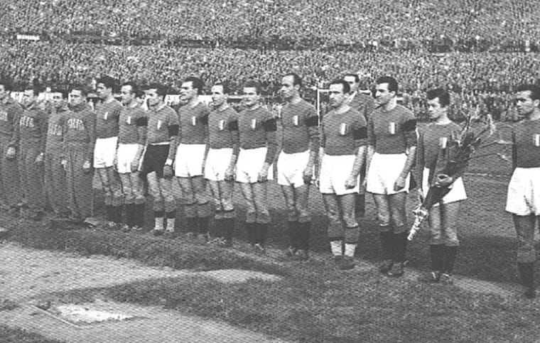 4 May: 70 years on from the Superga air disaster, an event that shook Italian football
