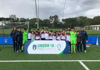 Torneo U13 Pro, il Bologna in finale. La Junior Jesina vola nell'U13 Fair Play Elite