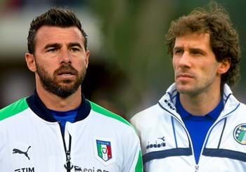Best wishes to World Cup winners Franco Baresi and Andrea Barzagli!