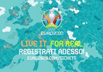 EURO 2020 Ticket Launch Promo