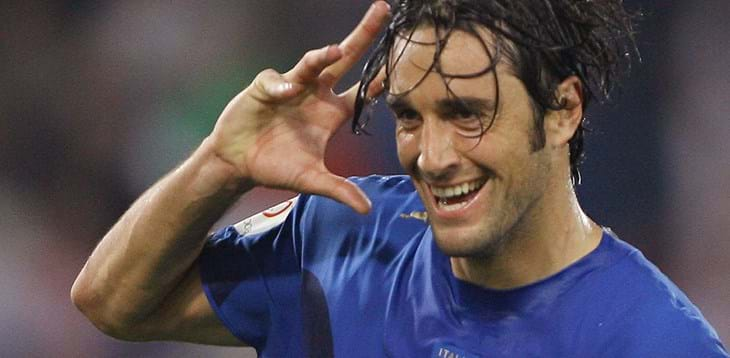 All the best to Luca Toni who turns 38!