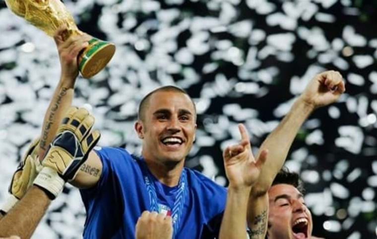 Happy birthday to Fabio Cannavaro, who turns 47 today!