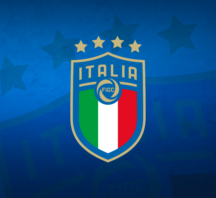 ORIGINALE stemma calcio in Rosso Dimensioni 5 Tedesca Calcio federale NUOVO