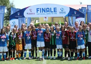 Danone Nations Cup, fase finale 2019