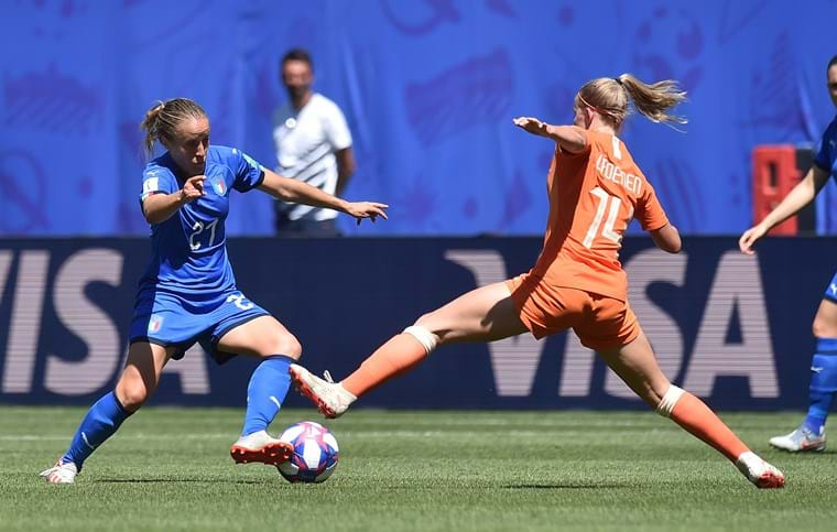 766b5f665 Finisce ai Quarti il Mondiale dell'Italia: esulta l'Olanda, ma le
