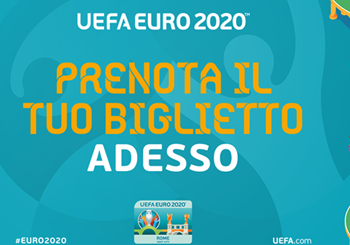 EURO 2020--Pellegrini and Immobile on how on EURO 2020 will be unique, application deadline on 12 July