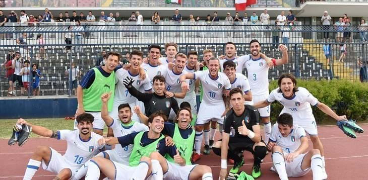 Almost 45,000 football fans in attendance at the Universiade in Naples