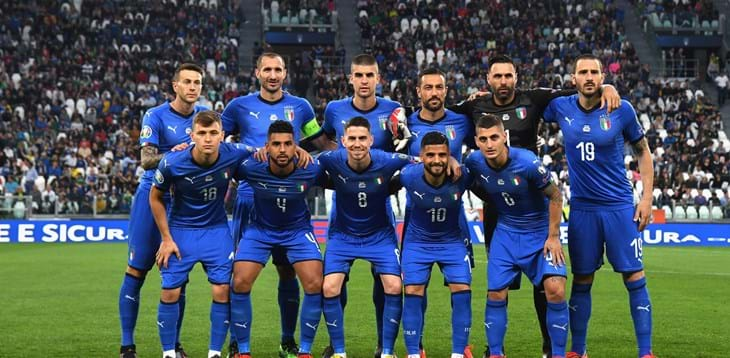 FIFA World Rankings: Italy drop to 16th place, Brazil climb to second spot