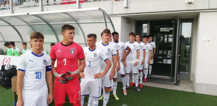 Preparations underway for the World Cup – the Azzurrini victorious in first friendly against Slovenia in Sezana