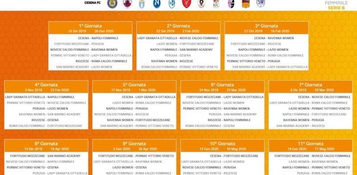 Calendario Perugia Calcio 2020.Figc
