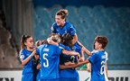 Italy complete their comeback to beat Israel, the first three points to kick off the race for European qualification