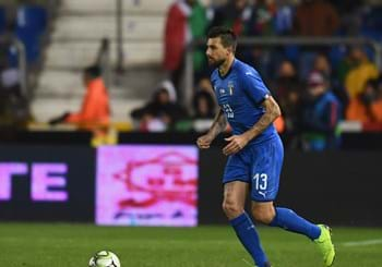 Giorgio Chiellini suffers serious injury: Francesco Acerbi called up in his place