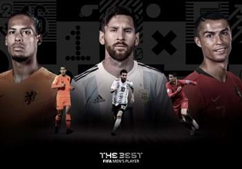 Finalists of 'The Best FIFA Football Awards 2019' announced in Milan