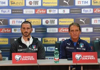 "Mancini: ""Armenia are ahead of us physically, we want to qualify as soon as possible"""