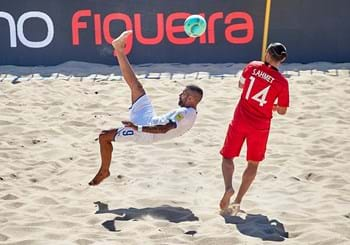 Euro Beach Soccer League Superfinal: Turkey also defeated by Italy