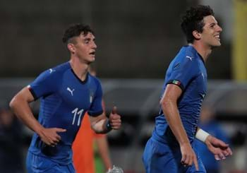 "The Azzurrini draw against the Netherlands. Bollini: ""A good game against a very strong side"""