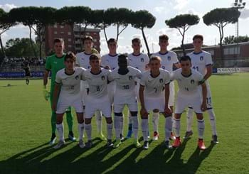 Good first Under-18 friendly against Serbia. Cudrig and Esposito on the scoresheet