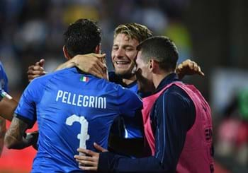 Italy keep on rolling! The sixth win in a row comes against Finland, EURO 2020 now within touching distance